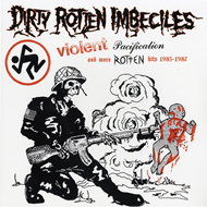 Violent Pacification And More Rotten Hits 1983-1987 (VINYL)