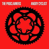 Produktbilde for Angry Cyclist (UK-import) (VINYL)