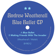 "Produktbilde for Blue Bullet Ep (VINYL - 12"")"