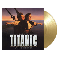 Produktbilde for Back To Titanic (VINYL - 2LP - 180 gram - Gold)