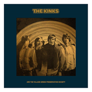 "Produktbilde for The Kinks Are The Village Green Preservation Society - Super Deluxe Edition (VINYL - 3LP + 5CD + 3 x 7"")"