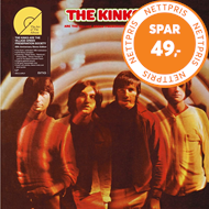 Produktbilde for The Kinks Are The Village Green Preservation Society - 50th Anniversary Stereo Edition (VINYL - 180 gram)