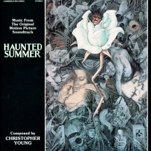 Haunted Summer - Original Mgm Motion Picture Soundtrack (VINYL)