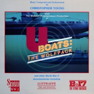 U-Boats: The Wolfpack And Other Documentaries Included (VINYL)