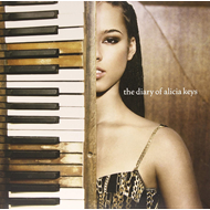 Produktbilde for The Diary Of Alicia Keys (USA-import) (VINYL - 2LP)