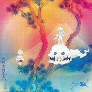 Produktbilde for Kids See Ghosts (VINYL)