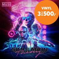 Produktbilde for Simulation Theory (VINYL)
