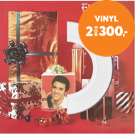 Produktbilde for The Christmas Album - Limited Edition (VINYL - White)