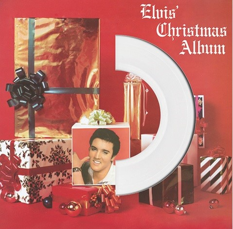 The Christmas Album - Limited Edition (VINYL - White)