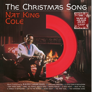 Produktbilde for The Christmas Song - Limited Edition (VINYL - Red)