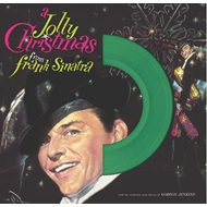A Jolly Christmas From Frank Sinatra - Limited Edition (VINYL - Green)