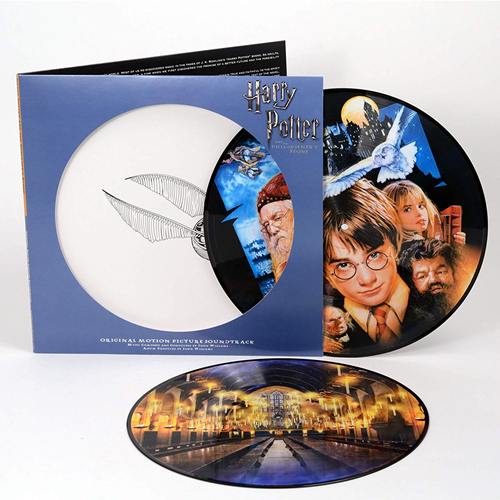 Harry Potter And The Philosopher's Stone - Limited Edition (VINYL - 2LP - Picture Disc)