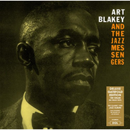 Produktbilde for Art Blakey & The Jazz Messengers (VINYL - 180 gram)