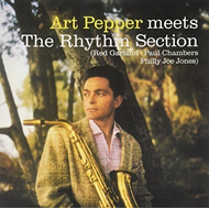 Art Pepper Meets The Rhythm Section (VINYL - 180 gram)