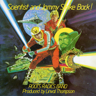 Produktbilde for Scientist And Jammy Strike Back! (VINYL - 180 gram)