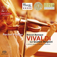 Rachel Podger - Vivaldi: Le Quattro Stagioni / The Four Seasons (VINYL)