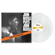 Plays John Mayall - Limited Edition (VINYL - Clear)