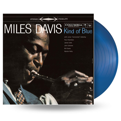 Kind Of Blue - Limited Edition (VINYL - Blue)