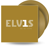 Produktbilde for Elvis 30 #1 - Limited Edition (VINYL - 2LP - Gold)