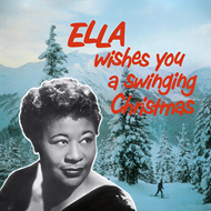 Produktbilde for Ella Wishes You A Swinging Christmas (VINYL)