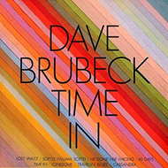 Produktbilde for Time In (VINYL - 180 gram)