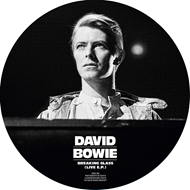 "Breaking Glass Live EP - Limited Edition (VINYL - 7"" - Picture Disc)"