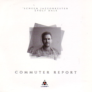 Produktbilde for Commuter Report (VINYL - 180 gram)