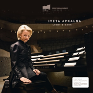 Iveta Apkalna - Light & Dark: Organ Music From The Elbphilharmonie (VINYL - 2LP)