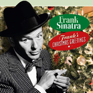 Produktbilde for Frank's Christmas Greetings (VINYL - 180 gram - Green)