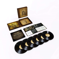 Produktbilde for The Lord Of The Rings: The Motion Picture Trilogy Soundtrack (UK-import) (VINYL - 6LP - 180 gram)