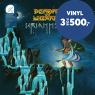 Produktbilde for Demons And Wizards - Deluxe Remastered Edition (VINYL - 180 gram)