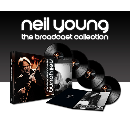 The Broadcast Collection (VINYL - 4LP)