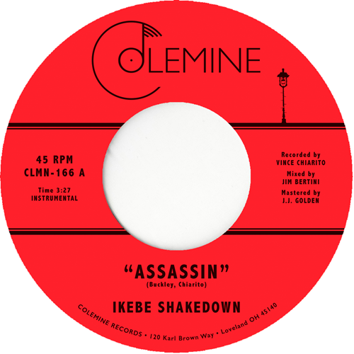 "Assassin (VINYL - 7"")"