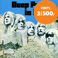 Produktbilde for Deep Purple In Rock - Limited Edition (VINYL - Purple)
