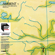 Ambient 1: Music For Airports - Half Speed Master (VINYL - 2LP - 180 gram - 45 RPM)