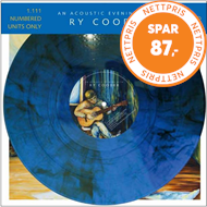 Produktbilde for An Acoustic Evening With Ry Cooder (VINYL - Marble)