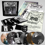 "Produktbilde for Cursed In Eternity Box - Limited Edition (VINYL - 6LP + 7"" + DVD)"