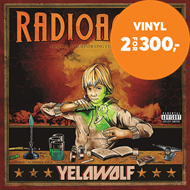 Produktbilde for Radioactive (USA-import) (VINYL - 2LP)