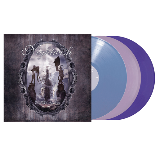 End Of An Era - Limited Edition (VINYL - 3LP - Colored)