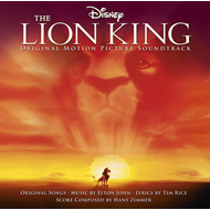 Produktbilde for The Lion King - Original Motion Picture Soundtrack (VINYL)