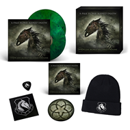 Produktbilde for When The World Becomes Undone - Box (UK-import) (VINYL - 2LP - Green + CD)