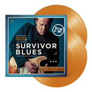 Survivor Blues - Limited Edition (VINYL - 2LP - 180 gram - Orange)