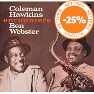 Produktbilde for Coleman Hawkins Encounters Ben Webster (VINYL - 180 gram)