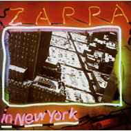Zappa In New York (VINYL - 3LP)