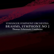 Brahms: Symphony No 2 In D Major, Op 73 (VINYL)