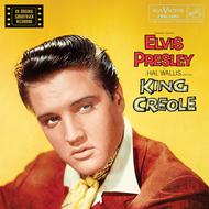 Produktbilde for King Creole - Limited Audiophile Edition (VINYL - 180 gram - Translucent Red)