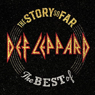 Produktbilde for The Story So Far - The Best Of Def Leppard (UK-import) (VINYL - 2LP)