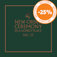 "Produktbilde for Ceremony (Version 1) - Limited Edition (VINYL - 12"")"