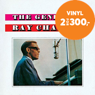 Produktbilde for The Genius Of Ray Charles (VINYL - Mono)