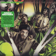 Straight Out The Jungle (VINYL)